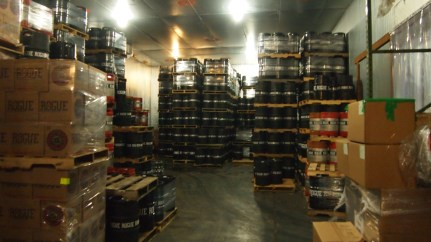 Rogue's rubber kegs