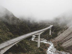 Building a bridge will solve your Problem