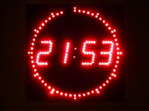 Especially the lights from the digital alarm clock or different devices are too bright and should be covered or banned from your sleeping room.