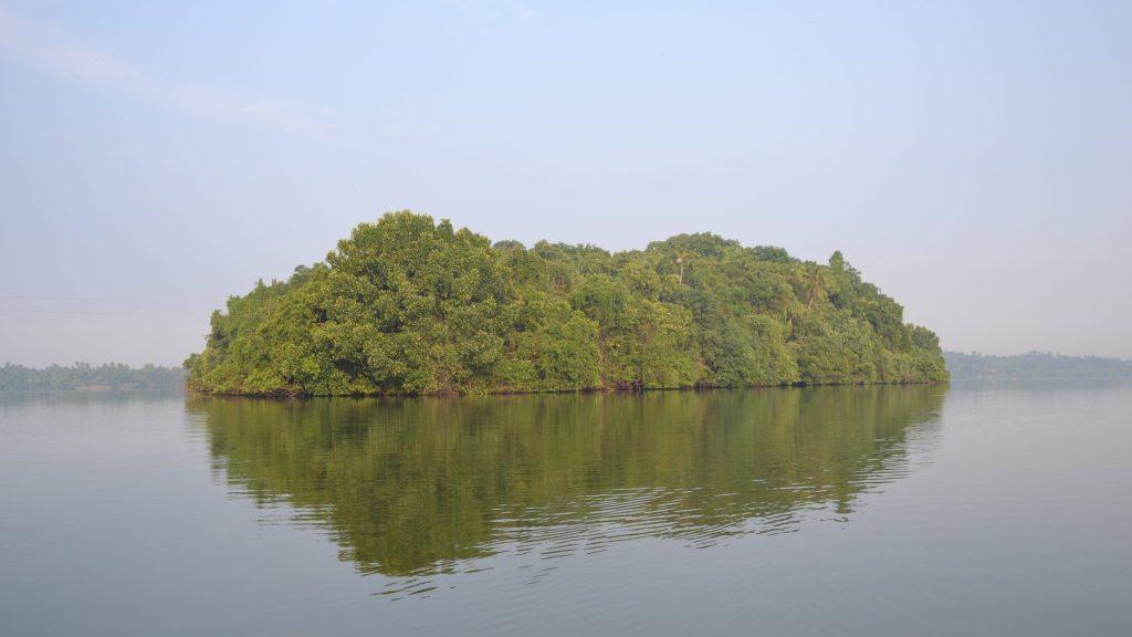 Island in Sri Lanka