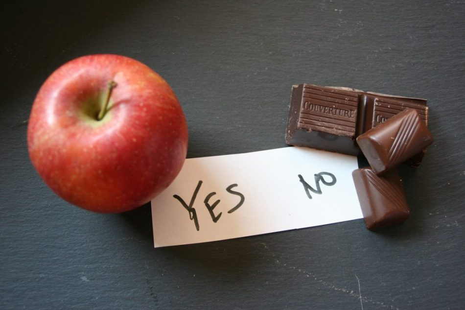 Food - do we decide what to eat based on external rules or our instincts?