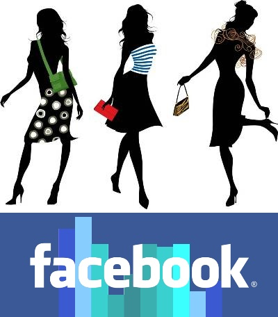 mujeres estaditicas facebook