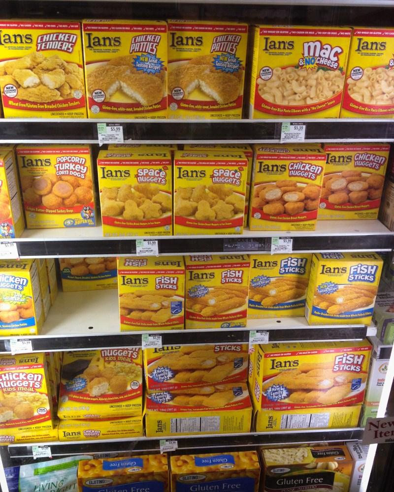 Allergen-Free Pre-Made Foods: Ian's Alphatots (1/4)
