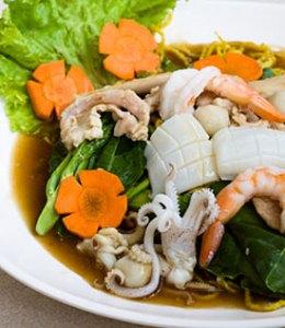 Thai Cuisine Soup 2019
