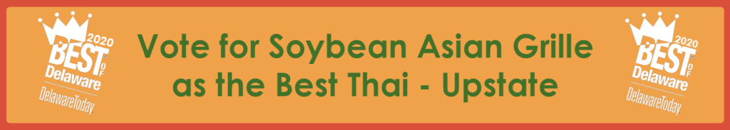 Best of Delaware 2020 Best Thai Upstate