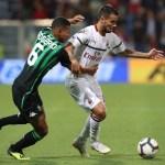 El Sassuolo 1-4 Milan en cinco detalles