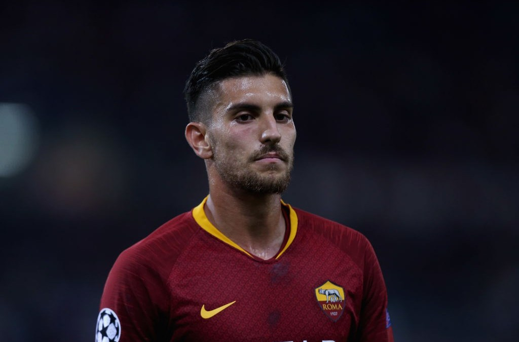 Pellegrini en el 1-4-2-3-1 de Di Francesco