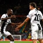 El Manchester United 0 – 1 Juventus en cinco detalles