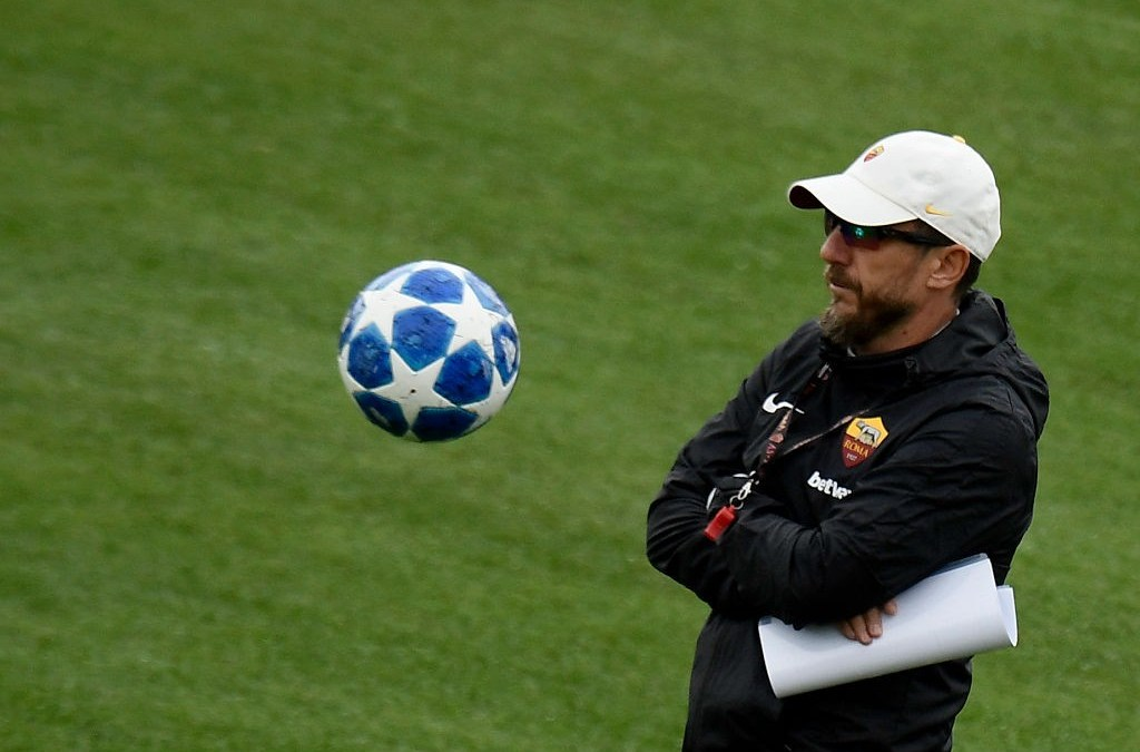 Previa Champions League | AS Roma – CSKA Moscu