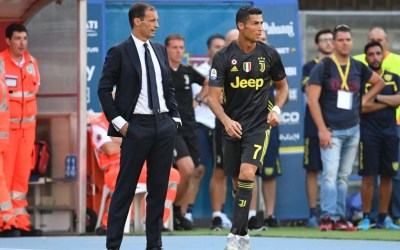 La Juventus se 'va de vacaciones': 8 días de descanso para los jugadores
