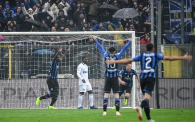 El Atalanta 4-1 Inter de Milán en cinco detalles