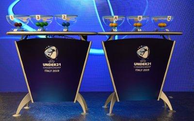 Sorteo Eurocopa Sub-21: Italia, España, Polonia y Bélgica en el Grupo A