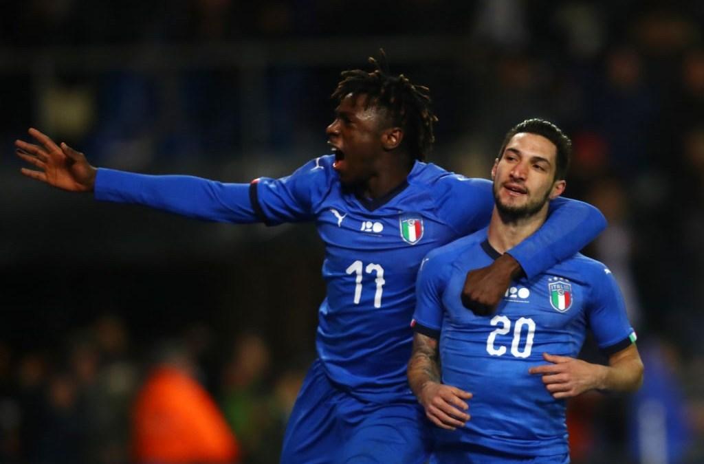 El Italia 1-0 Estados Unidos en cinco detalles
