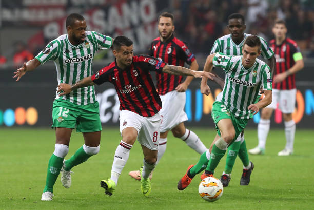 Previa Europa League | Real Betis – AC Milan