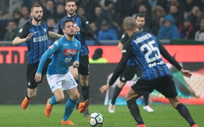 Previa Serie A I Inter de Milán vs Napoli