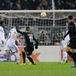 El SS Lazio 1-2 Eintracht Frankfurt en cinco detalles