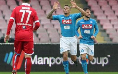 Previa Serie A | Napoli vs SPAL