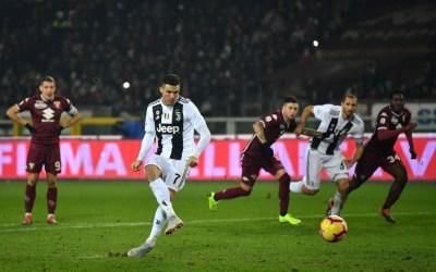 El Torino 0-1 Juventus en cinco detalles
