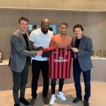 OFICIAL I Leroy Abanda, nuevo jugador del Milan