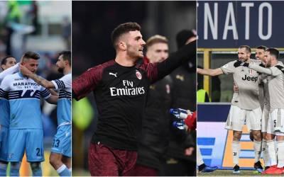 La jornada de Coppa Italia en cinco detalles