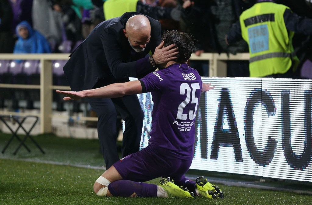 El Fiorentina 7-1 Roma en cinco detalles