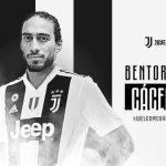 OFICIAL I Martín Cáceres vuelve a la Juventus