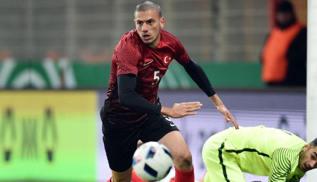 Así juega Merih Demiral, el nuevo central del Sassuolo