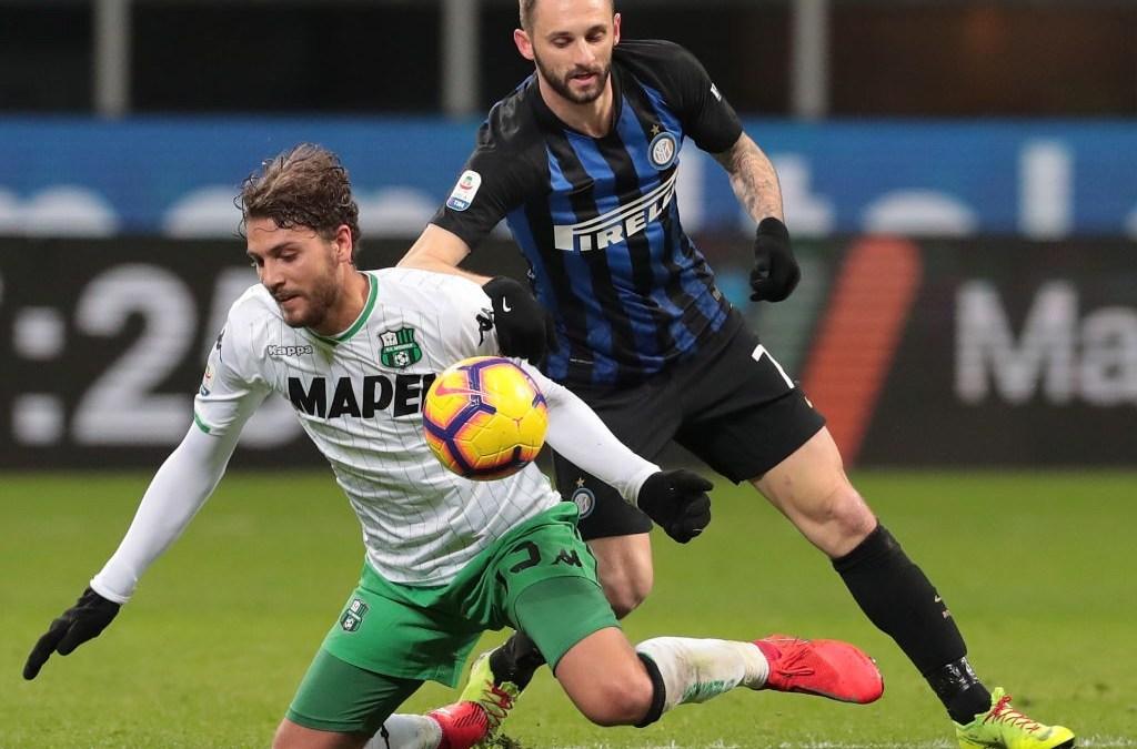 El Inter de Milán 0-0 Sassuolo en cinco detalles