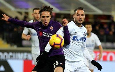 El Fiorentina 3-3 Inter de Milán en cinco detalles