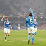 El Napoli 2-0 Zurich en cinco detalles