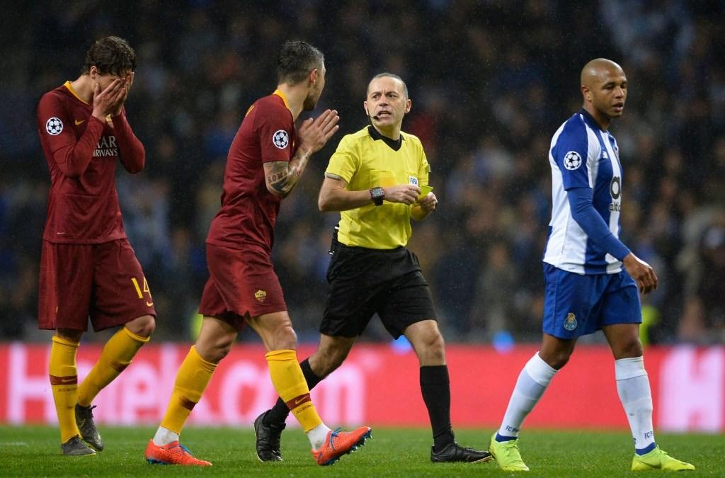 El Porto 3-1 Roma en cinco detalles