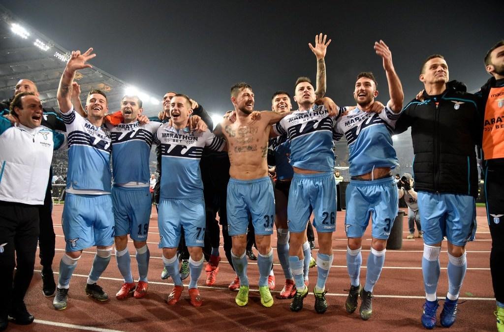 El Lazio 3-0 Roma en cinco detalles