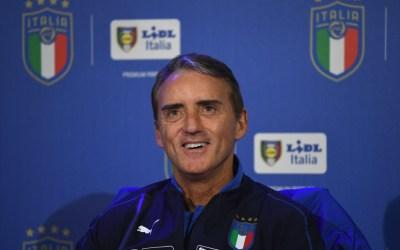 Mancini: «Para la Nazionale es mejor que no se reanude la Serie A»