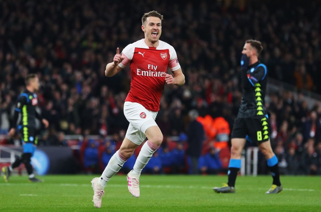 El Arsenal deja salir con vida del Emirates al Napoli