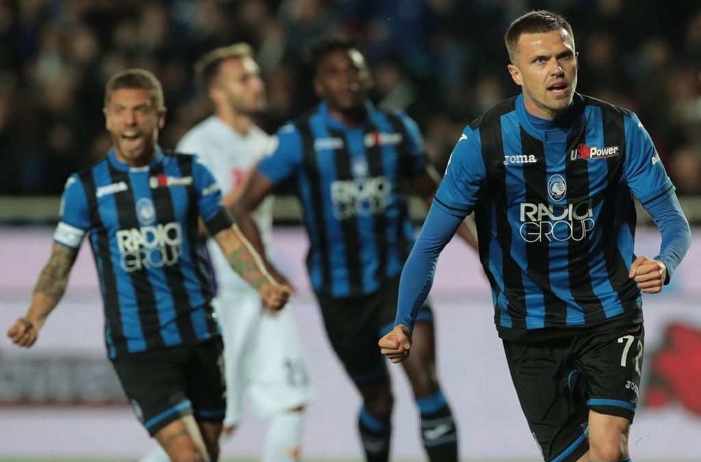 Ilicic y el Papu mandan a la Atalanta a la final de Coppa
