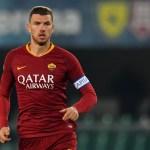 Edin Dzeko dice no al West Ham; prefiere el Inter
