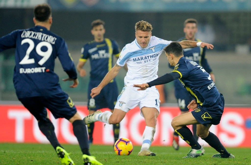 Previa Serie A I Lazio vs Chievo Verona