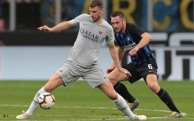 Reparto de puntos entre Inter y Roma