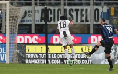 Un Derby d'Italia que deja contentos a Inter y Juventus