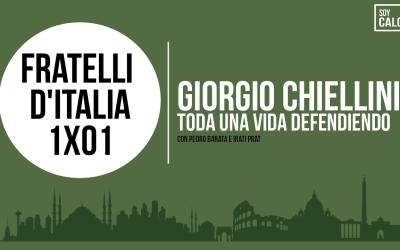 PODCAST I Giorgio Chiellini, toda una vida defendiendo