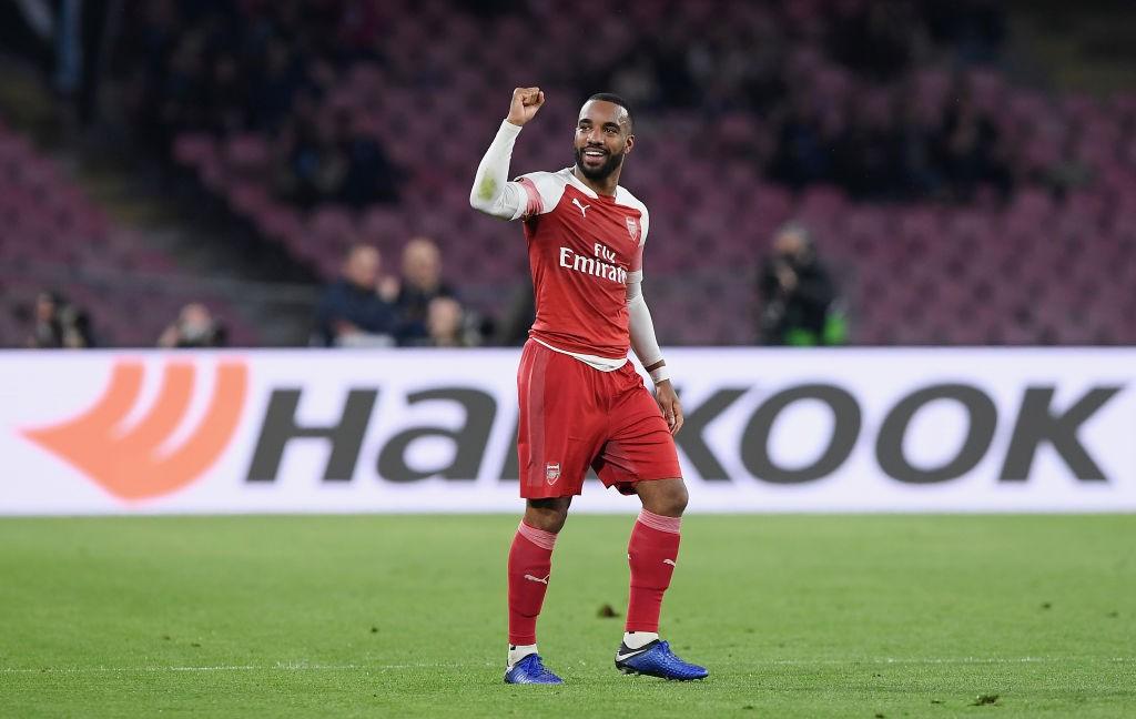 El Arsenal apea al Napoli de la Europa League