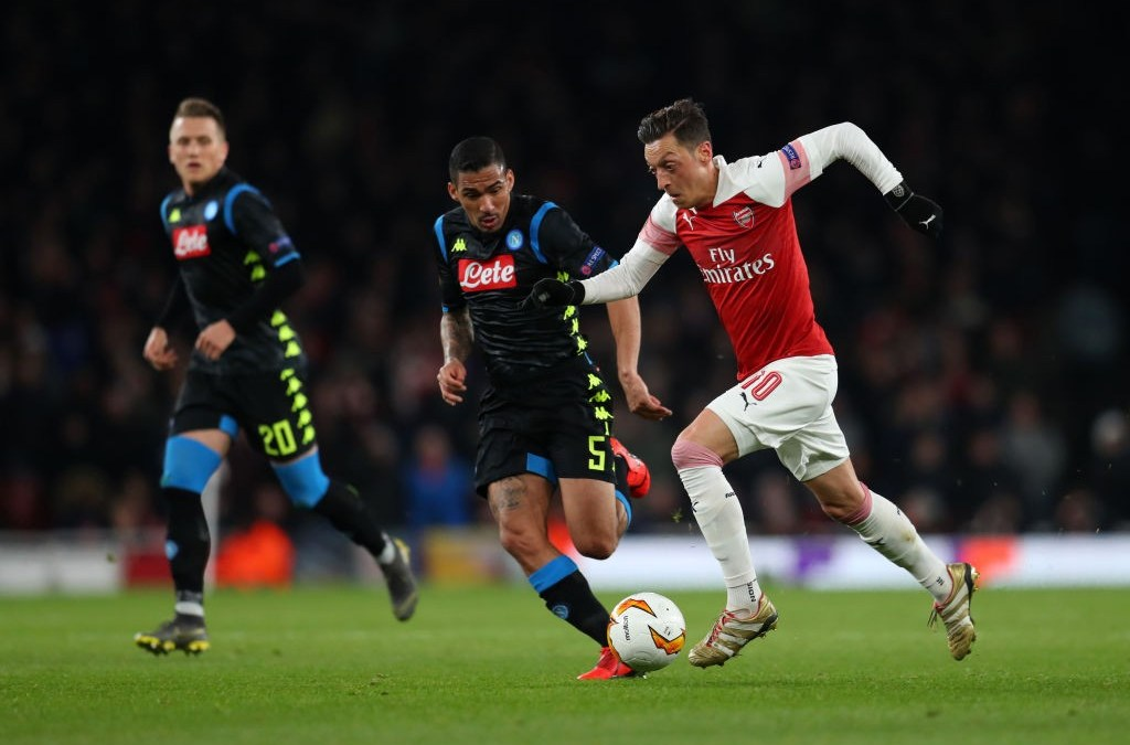 Previa Europa League I Napoli vs Arsenal