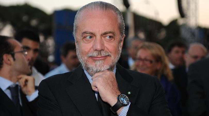 De Laurentiis: «Quiero fichar a Quagliarella»