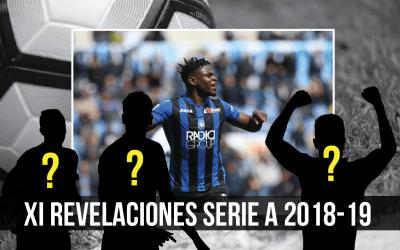 El XI de revelaciones en la Serie A 2018-19