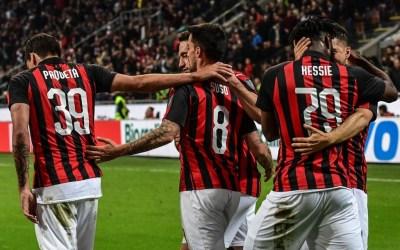 El Milan gana y se vuelve a meter en la pelea por la Champions