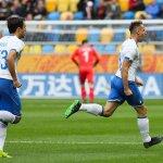 Italia empieza el Mundial sub20 con victoria sobre México
