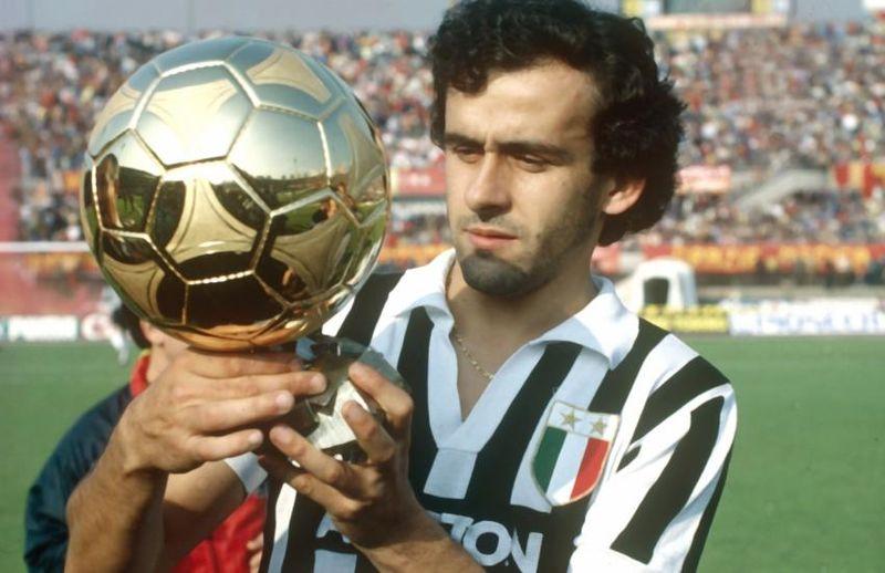 Los 5 mejores futbolistas de la historia de la Juventus