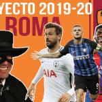 ¿Cuál es el proyecto de la Roma para la 2019-20?