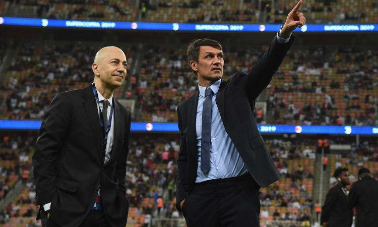 Maldini quiere a Boban y a Tare para su 'nuevo Milan'