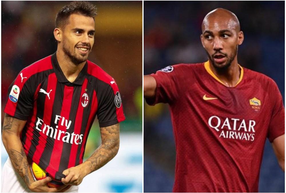 La Roma ofrece al Milan dinero y N'Zonzi por Suso